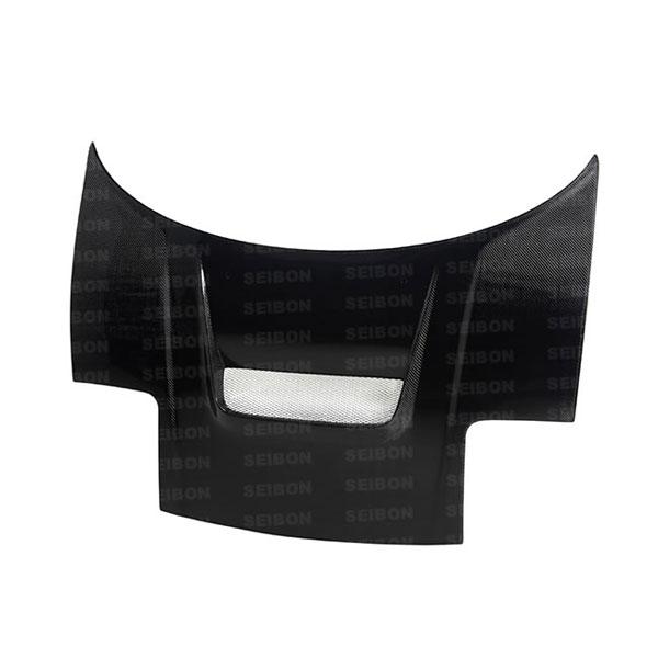 Carbon Fiber Vsii Style Hood