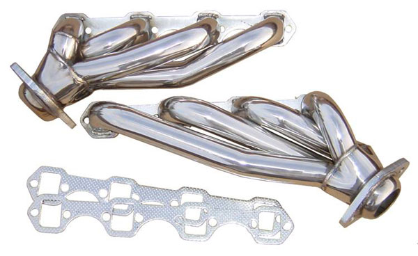 Pypes Exhaust HDR50S | Pypes Mustang Short Tube Headers; 1987-1993