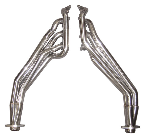 Pypes Exhaust HDR76S | Pypes Mustang GT Long Tube Headers; 2011-2014