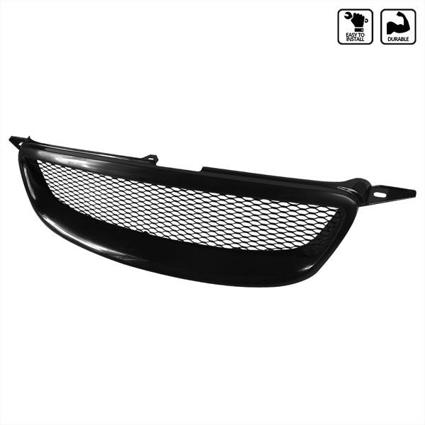 Spec-D Tuning HG-COR02TR: Spec-D 03-05 Corolla Front Hood Grill - Type-r