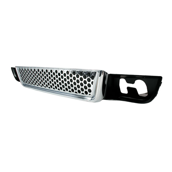 Spec-D Tuning HG-DEN07LWCO: Spec-D 07-08 Gmc Yukon/yukon Denali Lower Grill Chrome
