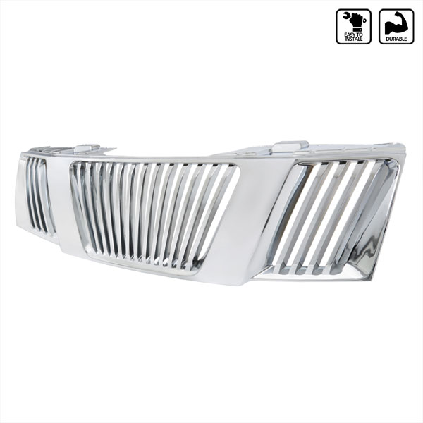 Spec-D Tuning (HG-FRO05CVT) Spec-D 05-07 Frontier Pathfinder 1pc Grille