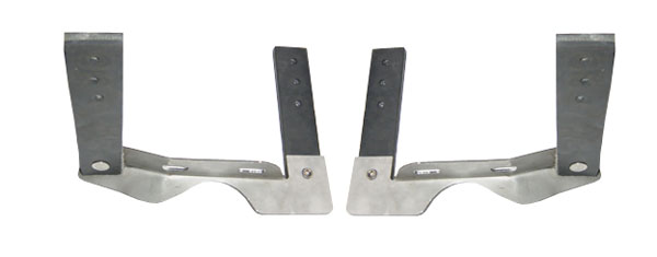 Pypes Exhaust HGH13: Pypes GM A-Body Muffler Hangers
