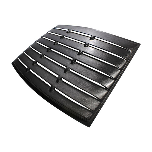 xTune (HS-WC-FM05-BK)  Ford Mustang 05-09 Rear Back Window Louver Black Cover