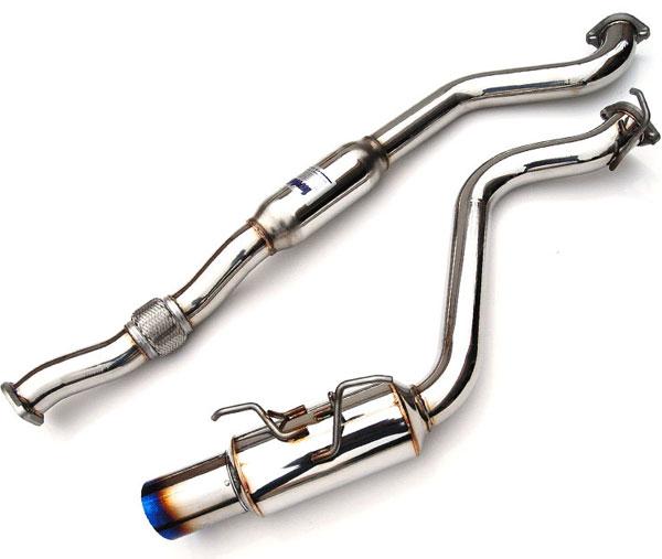 Invidia Exhausts HS08SW5GTT | Invidia Wrx 5 Doors N1 Titanium Tip Cat-Back Exhaust System, 08-14