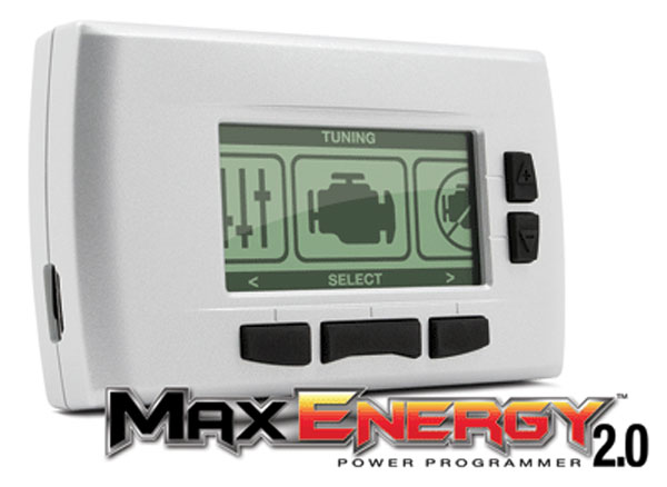Hypertech (2000)  GMC Sierra HD Max Energy 2.0 Power Programmer 2006-16 6.0L 6.6L