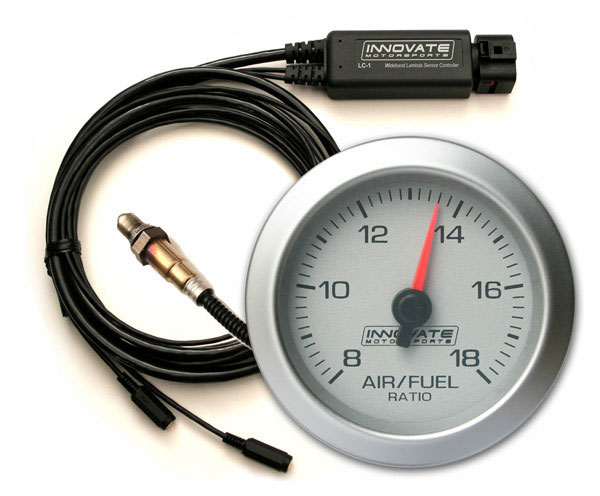 Innovate 3801:  G2 LC-2 Air/Fuel Ratio Gauge Kit