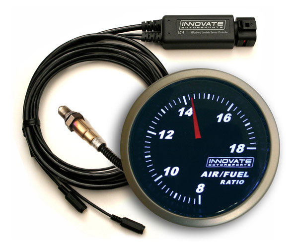 Innovate 3802:  G3 LC-2 Air/Fuel Ratio Gauge Kit