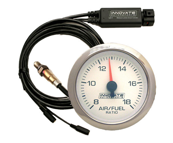 Innovate 3821:  G4 LC-2 Air/Fuel Ratio Gauge Kit