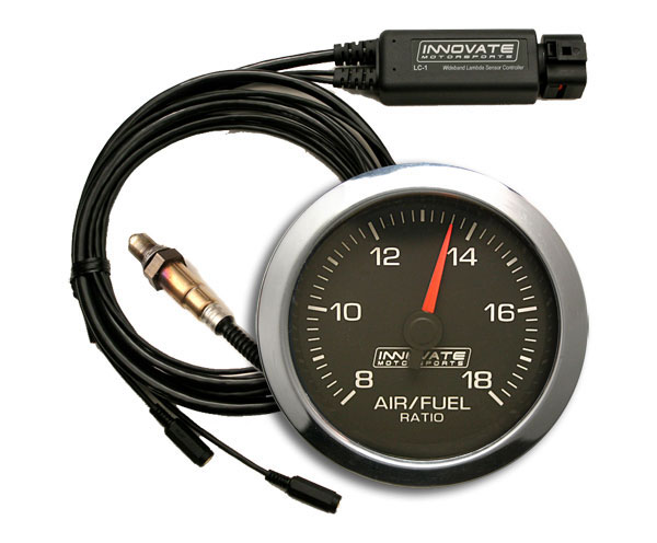 Innovate 3822:  G5 LC-2 Air/Fuel Ratio Gauge Kit