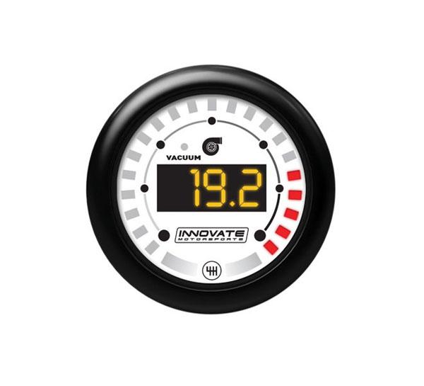 Innovate 3851 |  MTX-D: MTX Digital Series Vacuum / Boost & Shift Light Gauge Kit; 1980-2014