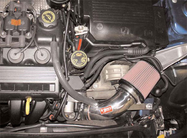 Injen IS1120P |  Short Ram Intake Mini Mini Cooper N/A (No S), Polished; 2000-2006