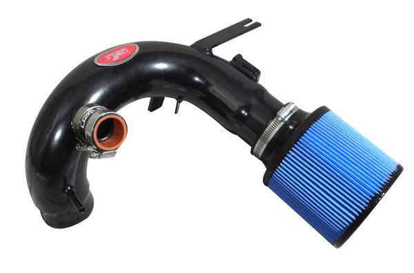 Injen SP1810BLK |  Cold Air Intake Mitsubishi Lancer 2.4L (5 Speed Transmission MODELS ONLY) (will not fit vehicles with HID/Zenon lights), Black; 2015-2015