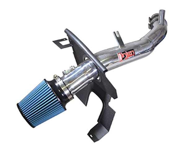 Injen SP2097P |  Short Ram Intake Lexus RC200T 2.0L Turbo- Tuned Air Intake System with MR Technology, comes w/ Heat Shield and SuperNano-Web Dry Filter, Polished; 2016-2016