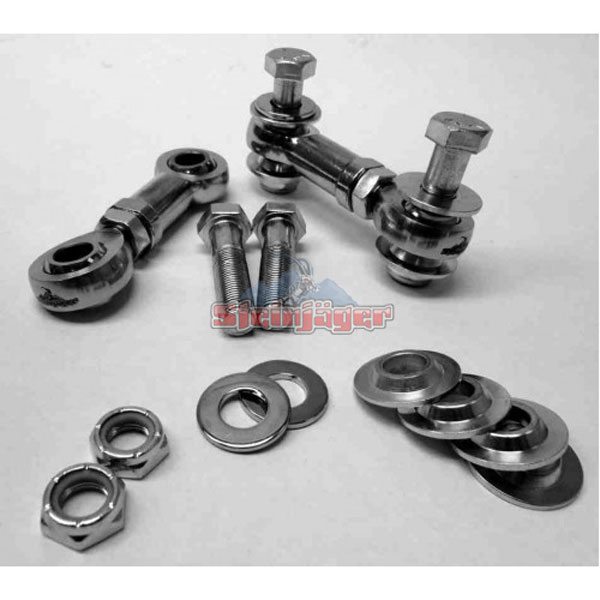 Steinjager J0013987 | Corvette C6 Extreme Heavy Duty Front Sway Bar End Links; 2005-2013