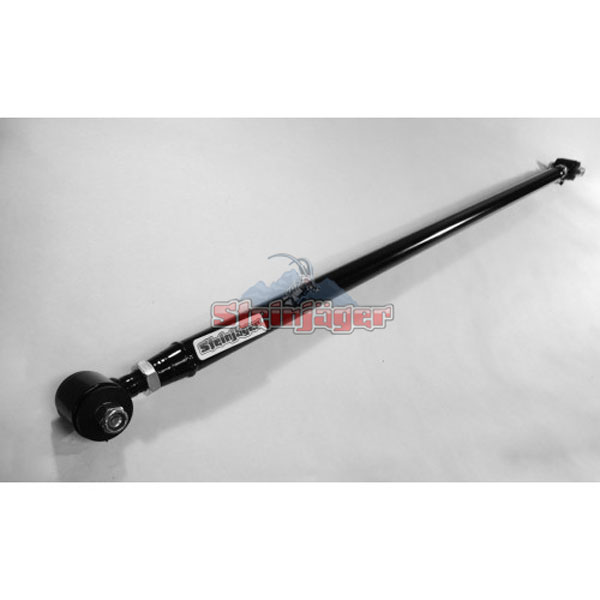 Steinjager J0014449:  Panhard Bar with Poly/Poly Double Adjustable Ends F Body 1982-2002