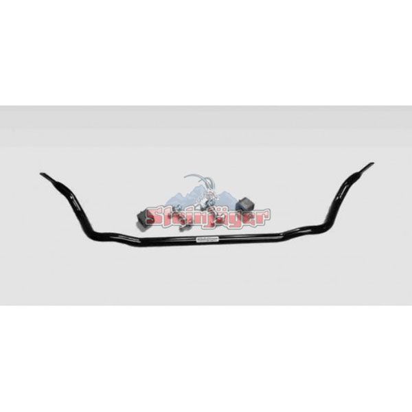 "Steinjager J0015197 | Corvette C5 Front Sway Bar with Heavy Duty End Links 1.25"" x 0.120"" W DOM Tube & Poly Kit; 1997-2004"