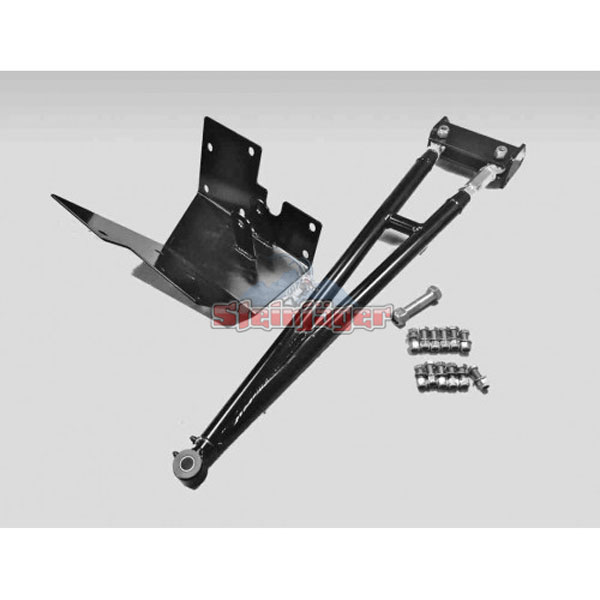 Steinjager J0015437:  Adjustable Torque Arm Assembly Chrome Moly, Tunnel Mount 1982-92 F-Body