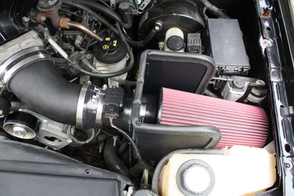 JLT BAI2-FL-9904   Big Air Intake Ford F150 SVT Lightning / Harley Davidson; 1999-2004