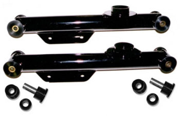 J&M Products 23857:  Street Lower Control Arms 1979-98 Mustang - Black
