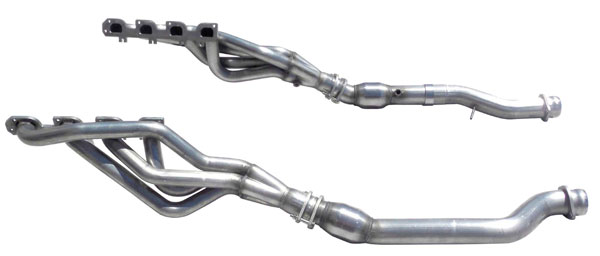 American Racing Headers JPGC-12134300LSWC:  Jeep Grand Cherokee SRT8 2012 & Up Long System With Cats: 1-3/4in x 3in Headers with Connection pipes With Cats