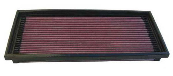 K&N Filter (33-2014) K&N Air Filter For Corvette 5.7l F/i 1985-89