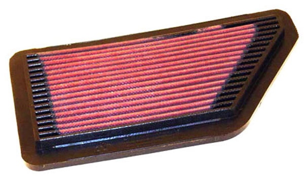 K&N Filter 33-2028: K&N Air Filter For Acura Integra L4-1.8l 1990-93