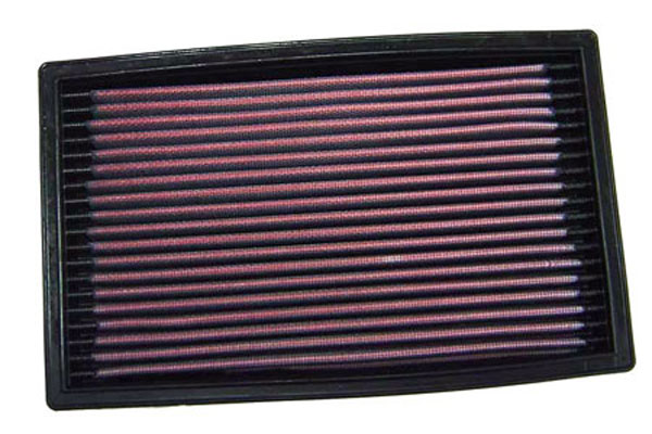 K&N Filter 33-2034: K&N Air Filter For Ford 1.8l 91-96 / Maz 1.6l 90-96 / 1.8l 90-97