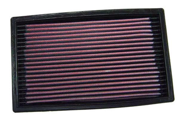 K&N Filter 33-2034 | K&N Air Filter For Ford 1.8l 91-96 / Maz 1.6l 90-96 / 1.8l 90-97