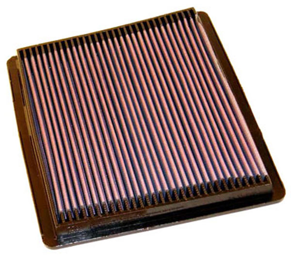 K&N Filter 33-2040: K&N Air Filter For Ford Taurus Sho; V6-3.0l 1989-91