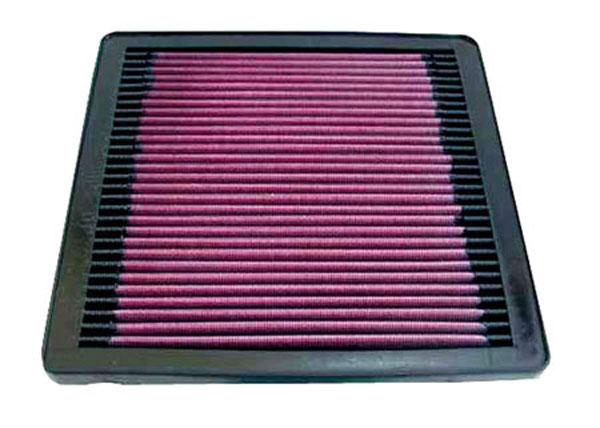 K&N Filter 33-2045   K&N Air Filter For Mitsubishi Montero Sprt 3.0L / Dod Stealth 3.0L; 1990-2005