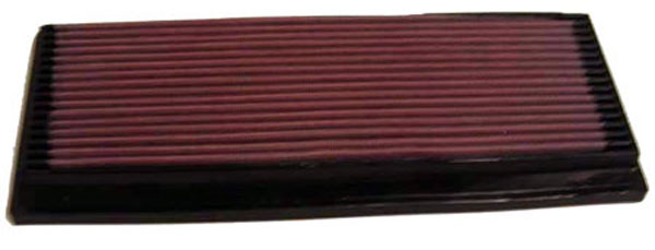 K&N Filter 33-2046 | K&N Air Filter For Jeep Wrangler / 2.5l & 4.0l W / fi; 1986-1997