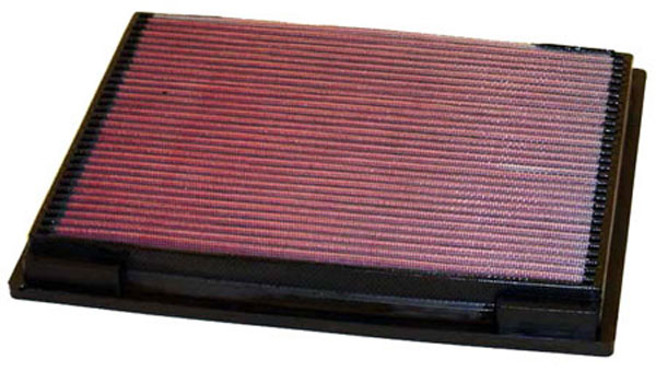 K&N Filter 33-2048: K&N Air Filter For Jeep Grand Cherokee 4.0/5.2l 93-98 / 5.9l 1998