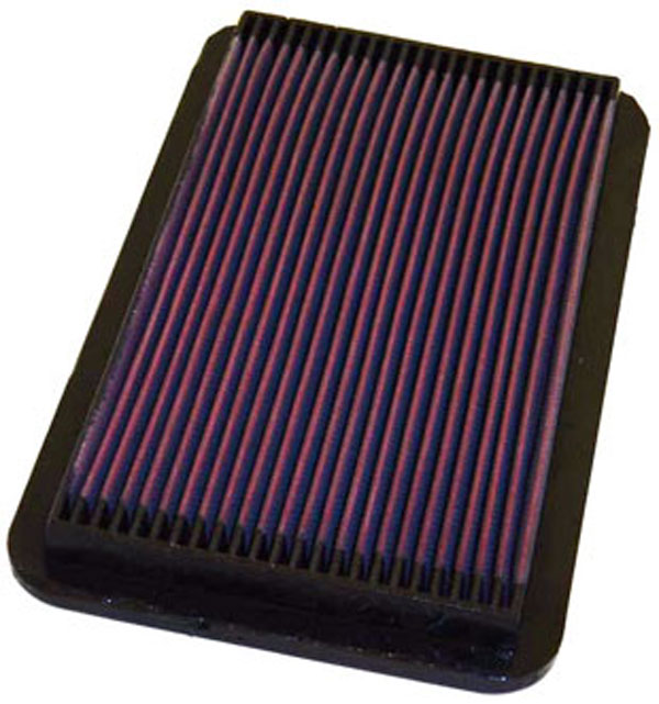 K&N Filter 33-2052: K&N Air Filter For Toyota Camry 2.2/3.0l 91-96 / Avalon 3.0l 95-96