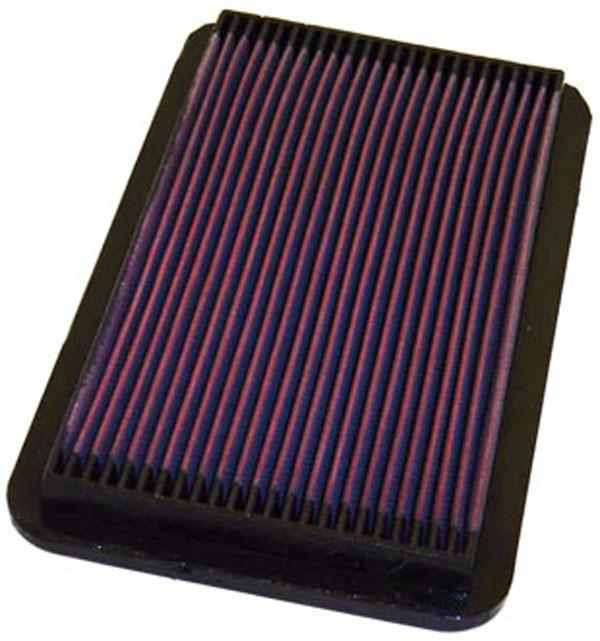 K&N Filter 33-2052 | K&N Air Filter For Toyota Camry 2.2/3.0l 91-96 / Avalon 3.0l 95-96