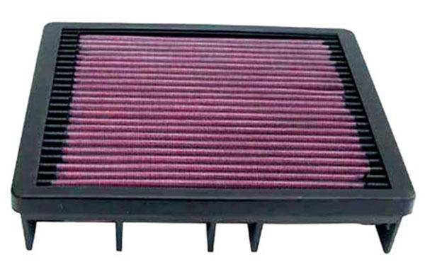 K&N Filter 33-2054 | K&N Air Filter For Toyota 4-runner / tacoma 3.4l 95-04 / Lex Sc400 4.0l 92-97