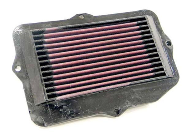 K&N Filter 33-2061: K&N Air Filter For Honda Crx 1.6l / 16v Vtec;non-us