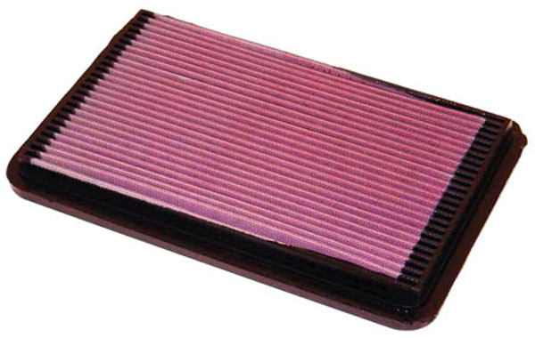 K&N Filter 33-2064 | K&N Air Filter For Isu Rodeo / honda Pass 3.2L / Toyota T100 3.4L; 1992-2002