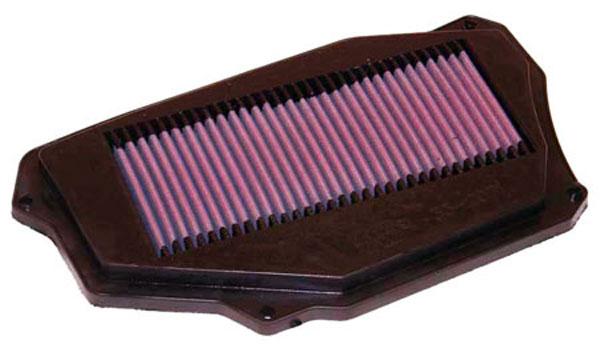K&N Filter 33-2071 | K&N Air Filter For Honda Acc 2.2L / Ody 2.2 / Acu Cl 2.2L; 1993-2001