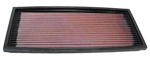 K&N Filter 33-2078: K&N Air Filter For Bmw 525i L6-2.5l 24v (m50)