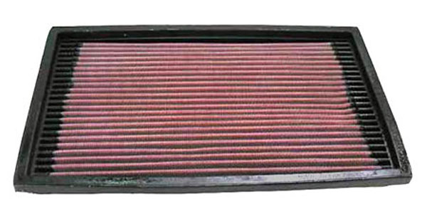 K&N Filter 33-2080: K&N Air Filter For Saab 900 V6-2.5l 1994-95