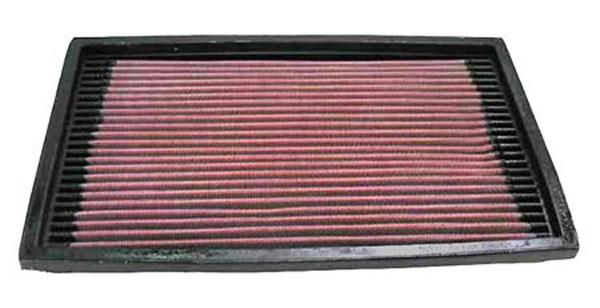 K&N Filter 33-2080 | K&N Air Filter For Saab 900 V6-2.5L; 1988-2011
