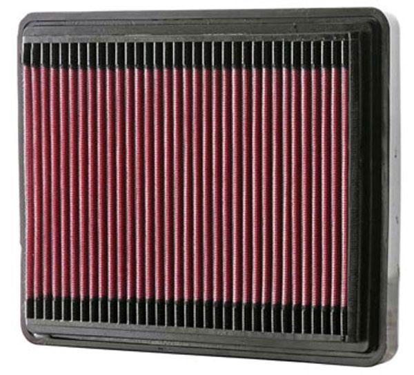 K&N Filter 33-2081   K&N Air Filter For Porsche 944 L4-2.5L Turbo; 1985-1991