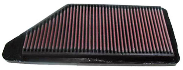 K&N Filter 33-2090 | K&N Air Filter For Honda Prelude L4-2.2L / 2.3L; 1992-2001