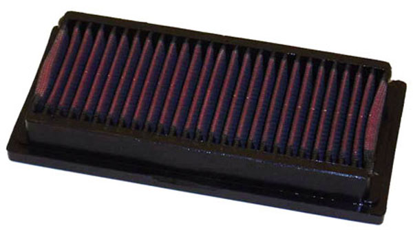 K&N Filter 33-2092: K&N Air Filter For Volkswagen Golf / Jetta (carbed) 83-on