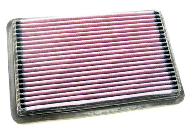 K&N Filter 33-2093 | K&N Air Filter For Hyundai Excel; 1996-2004