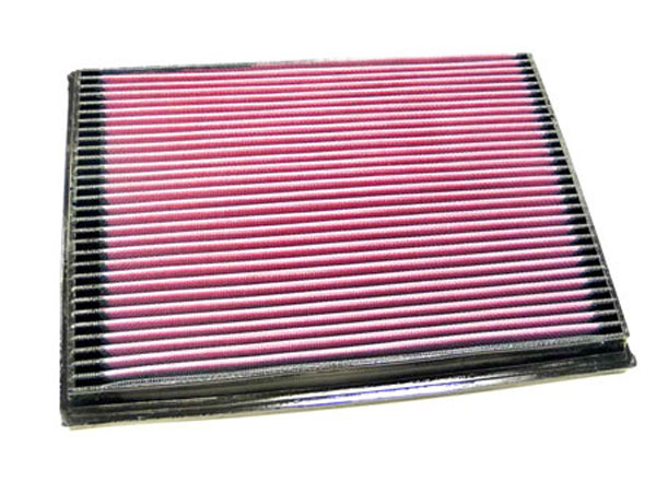K&N Filter 33-2097: K&N Air Filter For Vaux / opel Astra (mann Air Box)