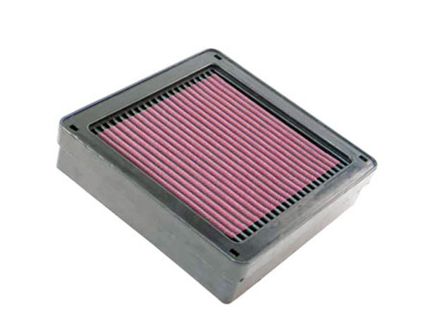 K&N Filter 33-2105: K&N Air Filter For Mitsubishi Colt / Lancer / Mirage / Outlander 96-2010