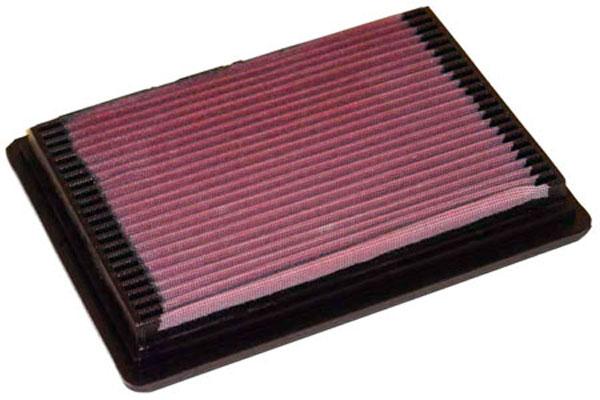 K&N Filter 33-2107 | K&N Air Filter For Ford Taurus / Tempo; Mercury Sable / Topaz; 1992-1999