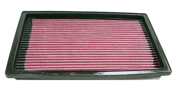 K&N Filter 33-2110: K&N Air Filter For Infiniti Q45 V8-4.5l 1990-96